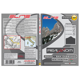 Elite DVD Pocol-San Cassiano Real Axiom / Real Power grå/hvid